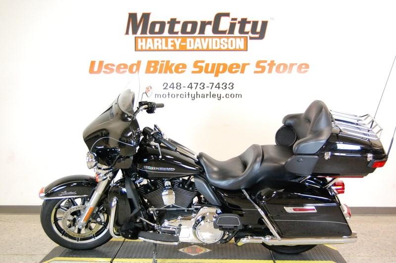 2014 Harley Davidson Flhtk Electra Glide Ultra Limited