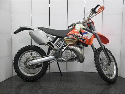 Used 2001 KTM