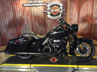 New 2017 Harley-Davidson® Road King® Special