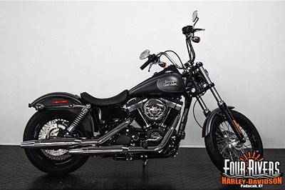 New 2017 Harley-Davidson® Dyna® Street Bob®