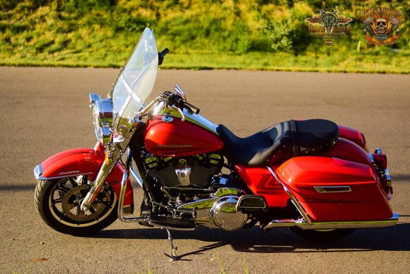 2017 Harley Dealer Washington >> 2017 Harley-Davidson® FLHR Road King® (LAGUNA ORANGE), Spokane Valley, Washington (663108 ...