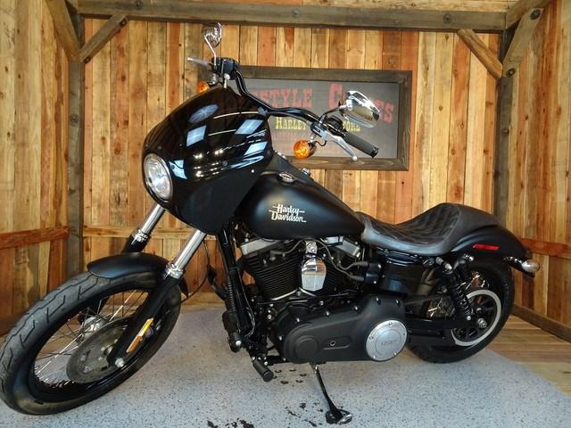 Harley Softails For Sale Ca >> 2016 Harley-Davidson® FXDB Dyna® Street Bob® (Black), Anaheim, California (723322)   ChopperExchange
