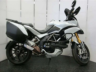 Used 2011 Ducati Multistrada 1200 S Touring ABS
