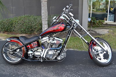 Used 2007 Demon Choppers Evil Twin