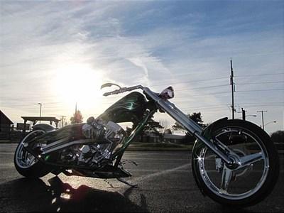 Used 2004 Thunder Cycle Designs Custom Chopper