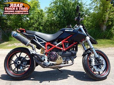 Used 2008 Ducati Hypermotard