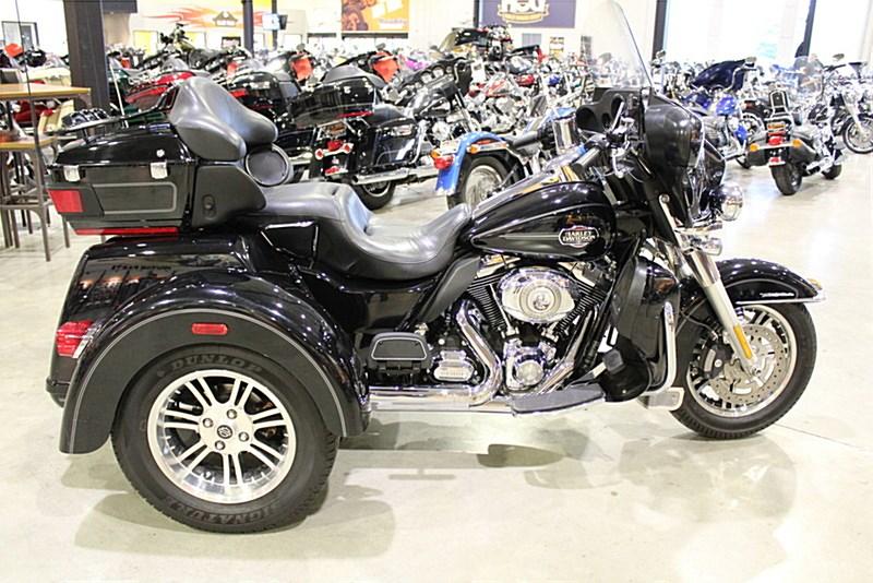 2013 Harley Davidson Flhtcutg Tri Glide Ultra Classic