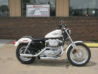 Used 2003 Harley-Davidson® Sportster®1200 Anniversary