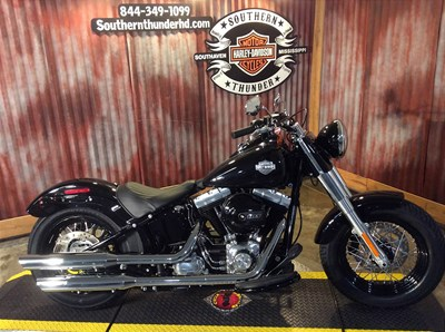New 2017 Harley-Davidson® Softail® Slim®