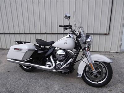 Used 2014 Harley-Davidson® Road King® Police
