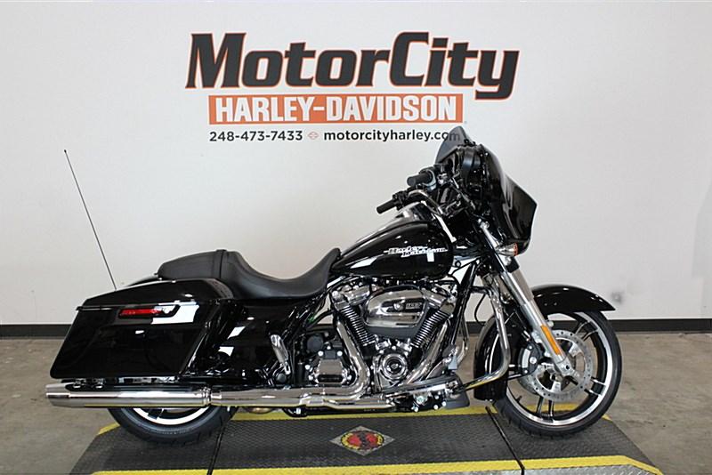 2017 Harley Davidson Flhxs Street Glide Special Vivid