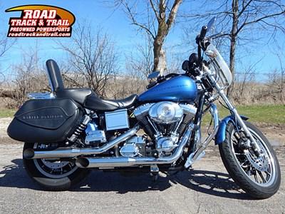 Used 2005 Harley-Davidson® Dyna® Super Glide® Sport