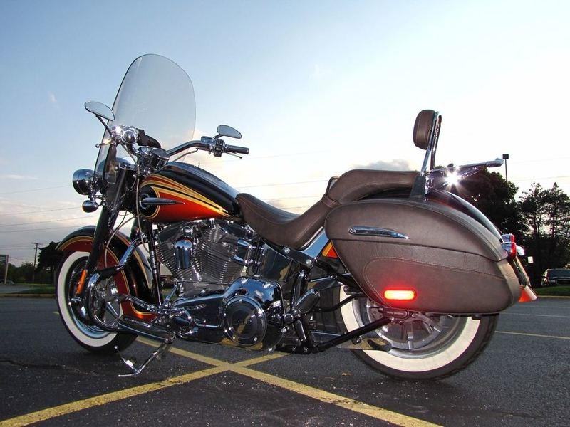Woodstock Harley Davidson Used Bikes