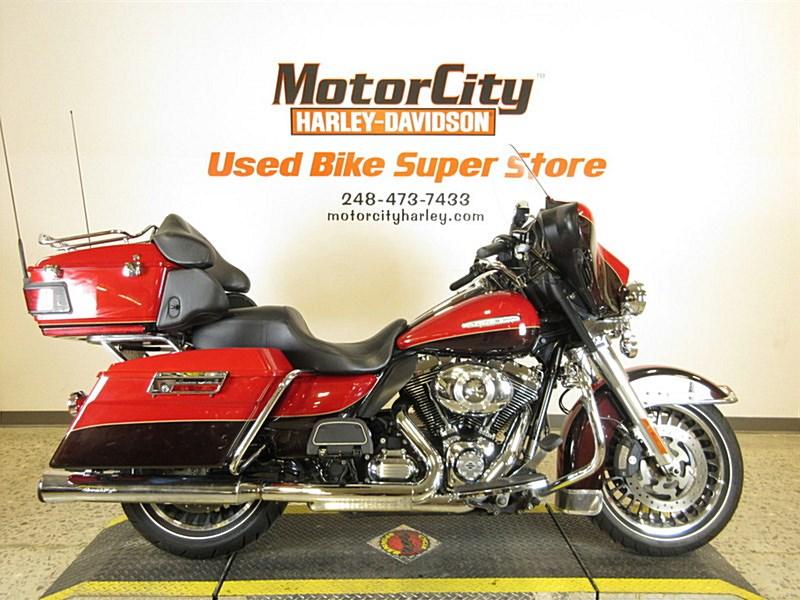 2011 Harley Davidson Flhtk Electra Glide Ultra Limited