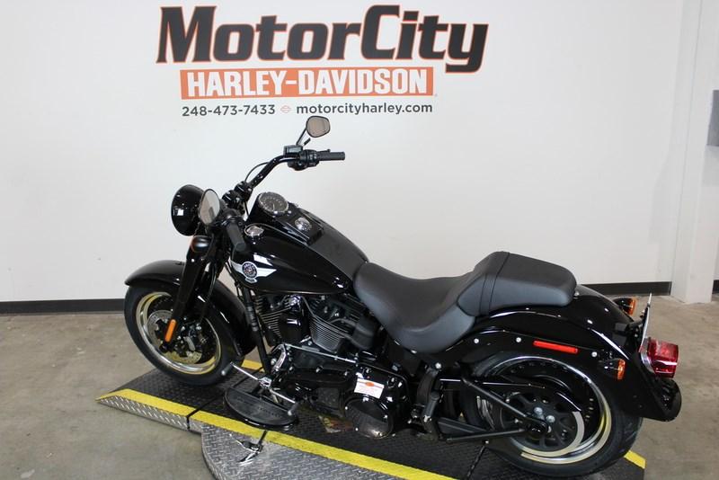 2017 Harley Davidson Flstfbs Softail Fat Boy S Vivid