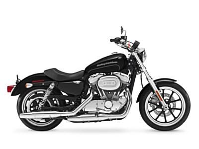New 2017 Harley-Davidson® Sportster® SuperLow®