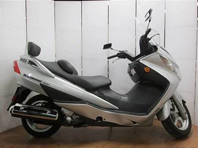 Used 2005 Suzuki Burgman 400