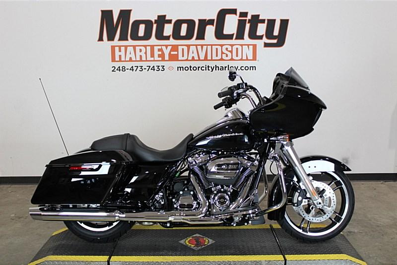 2017 Harley Davidson Fltrx Road Glide Vivid Black