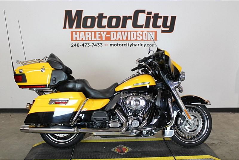 2013 Harley Davidson Flhtk Electra Glide Ultra Limited
