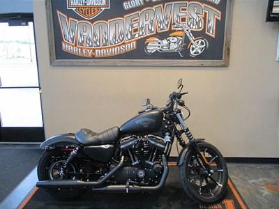 New 2017 Harley-Davidson® Sportster® Iron 883™