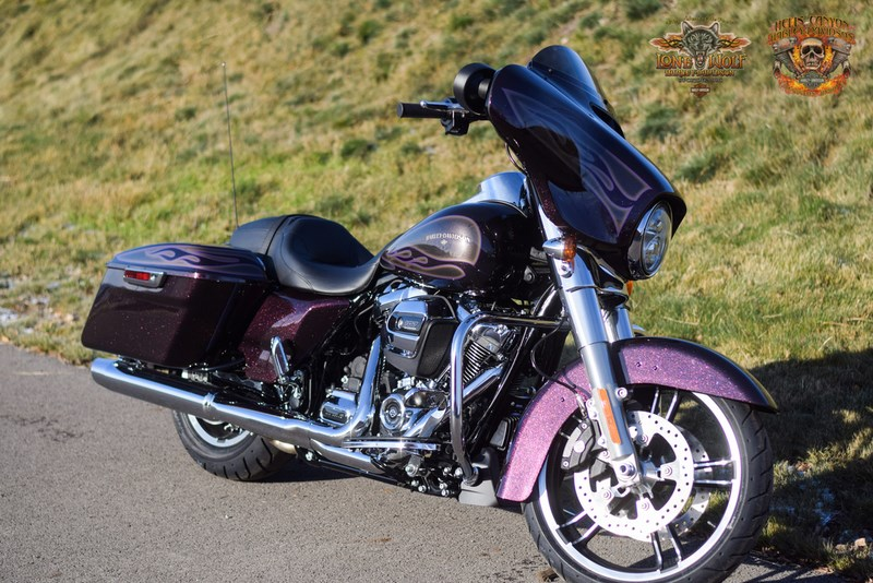 Harley Davidson Dealer Washington >> 2017 Harley-Davidson® FLHXS Street Glide® Special (HARD CANDY MYSTIC PURPLE FLAKE), Spokane ...