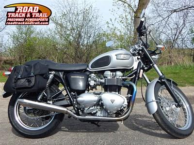 Used 2006 Triumph Bonneville