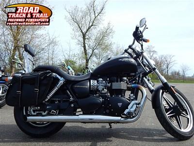 Used 2013 Triumph Speedmaster