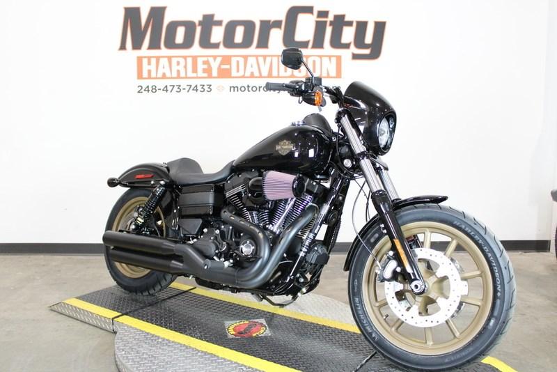 2017 Harley Davidson Fxdls Dyna Low Rider S Vivid