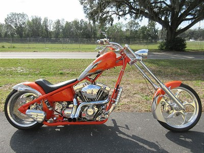 Used 2004 Big Dog Ridgeback