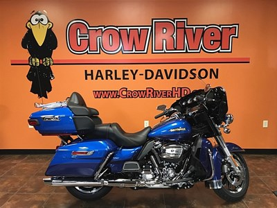 New 2017 Harley-Davidson® Ultra Limited® Firefighter/Peace Officer