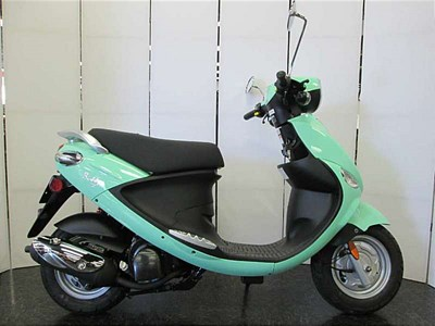 Used 2014 Genuine Scooter Co. Buddy 125
