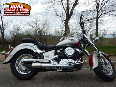 Used 2005 Yamaha V-Star 650 Classic