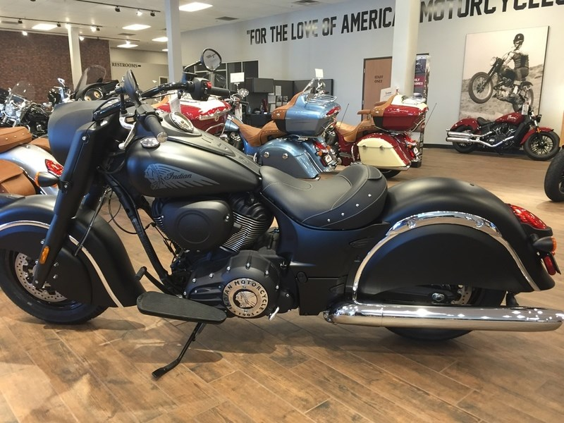 2016 indian chief dark horse black smoke san marcos for Honda dealership san marcos