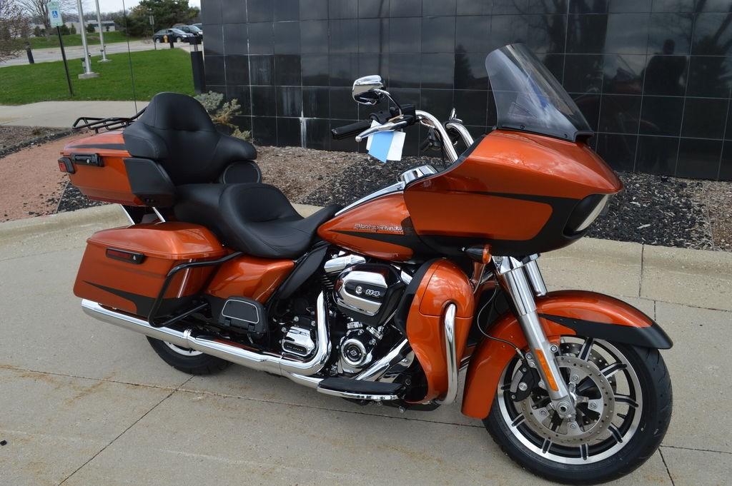 2019 Harley-Davidson® FLTRU Road Glide® Ultra (Scorched ...