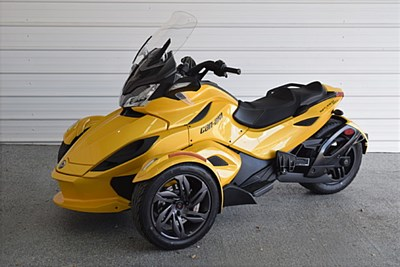 Used 2013 Can-Am Spyder ST-S