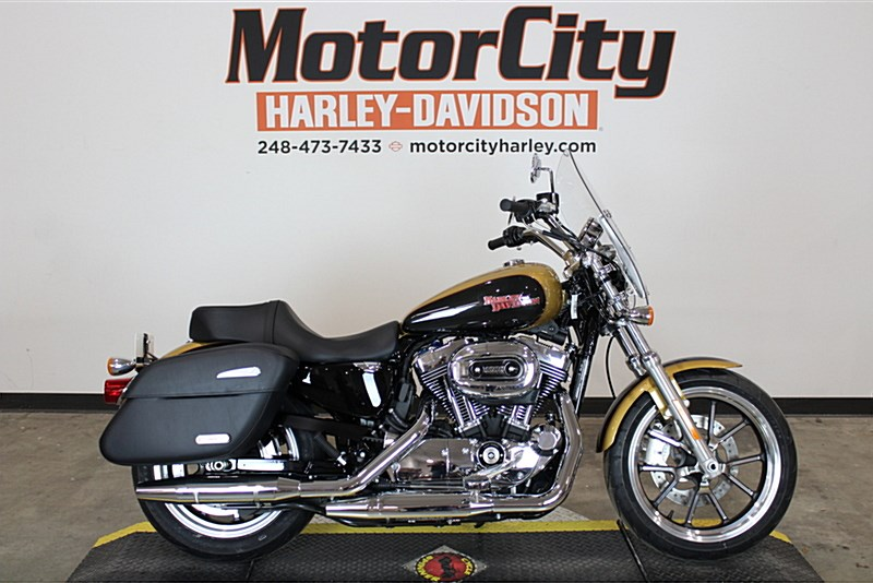 2017 Harley Davidson Xl1200t Sportster Superlow 1200t
