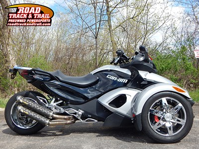 Used 2008 Can-Am Spyder GS SE5