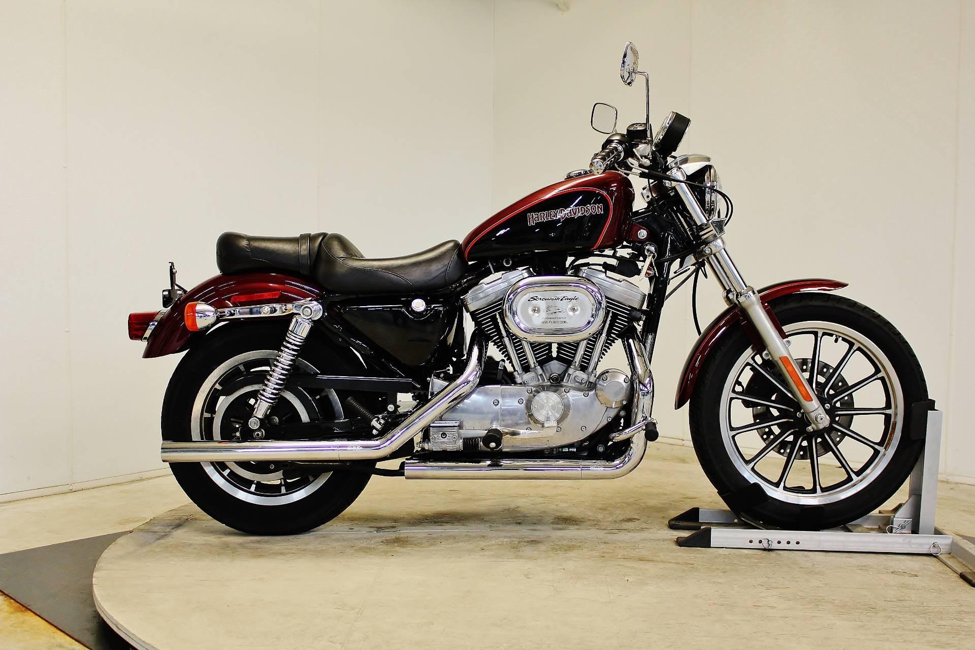 2001 Harley-Davidson® XLH-1200 Sportster® 1200 (Black ...