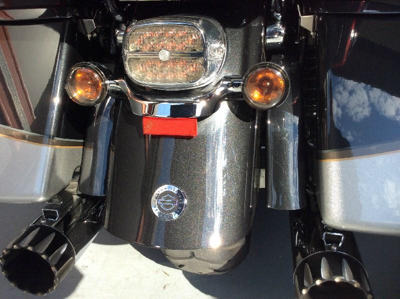 2013 Harley Davidson 174 Flhtcuse8 Cvo Ultra Classic