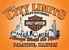 City Limits Harley-Davidson's Logo