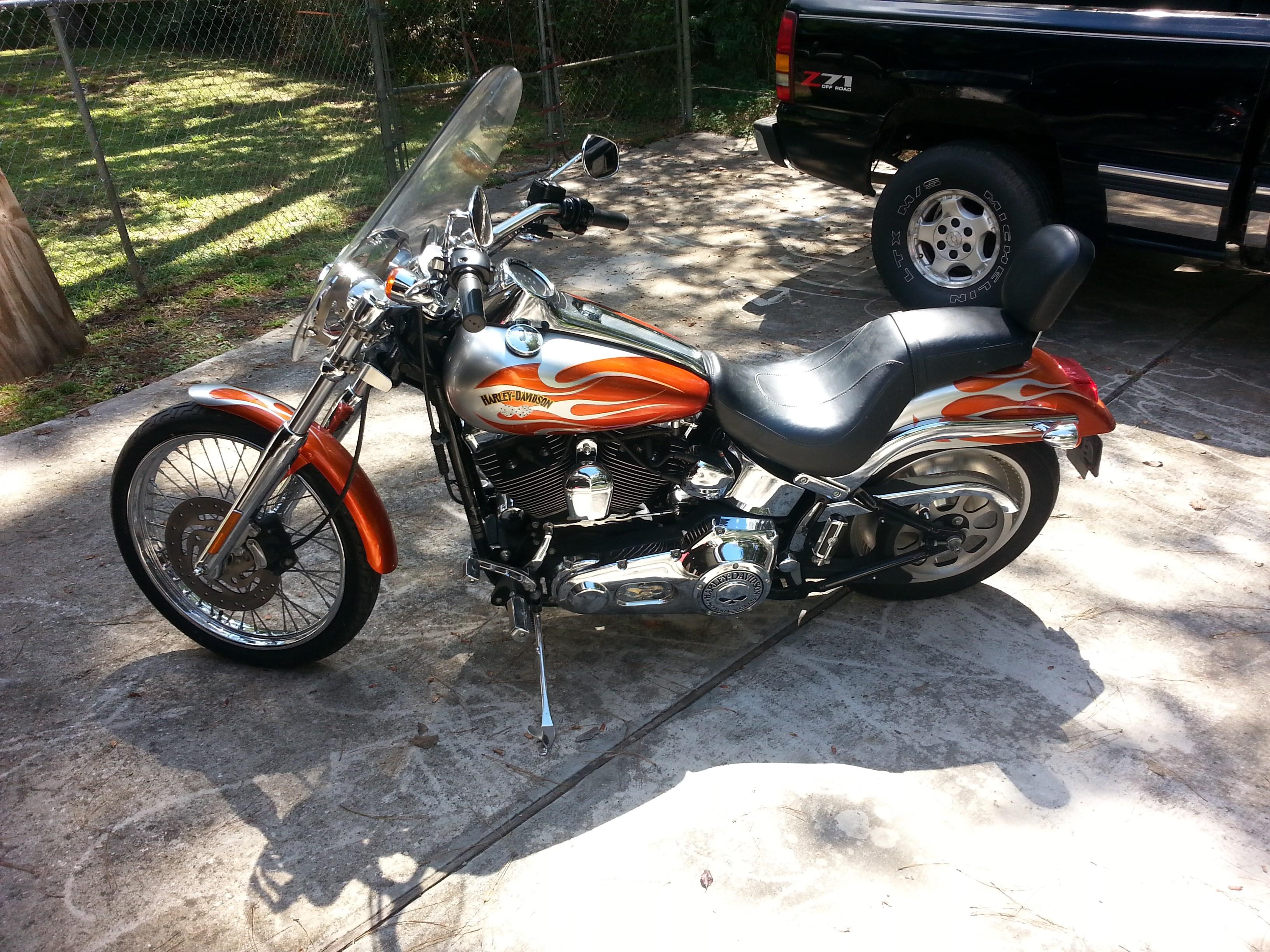 Used Harley Davidson Conroe