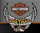 Pig Trail Harley-Davidson's Logo