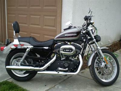 Used 2007 Harley DavidsonR SportsterR 1200 Roadster