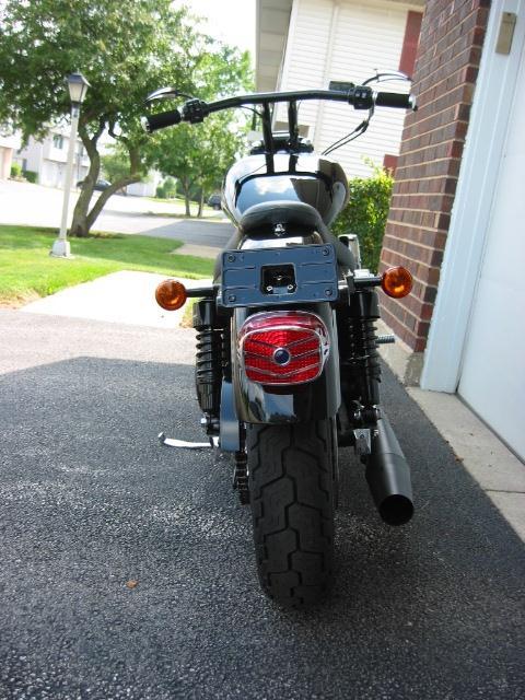1984 Harley Davidson 174 Fxrs Low Glide Black Schaumburg