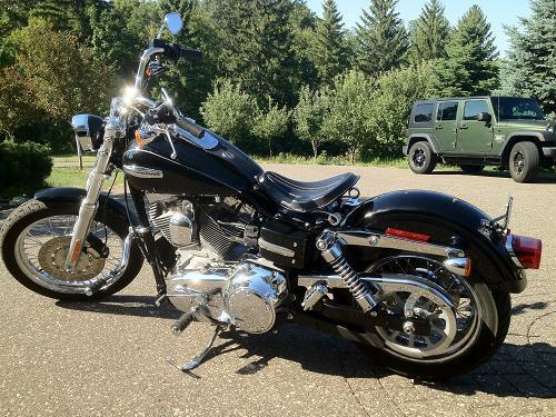 2009 Harley Davidson Fxdc Dyna Super Glide Custom Pictures