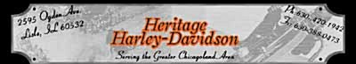Heritage Harley-Davidson, Inc.