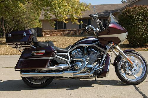 Harley Davidson Louisville Ky >> 2005 Harley-Davidson® VRSCA V-Rod® (Black Cherry Pearl), Louisville, Kentucky (174948 ...