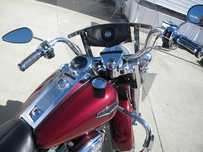 2002 Harley Davidson 174 Flhrc I Road King 174 Classic Red