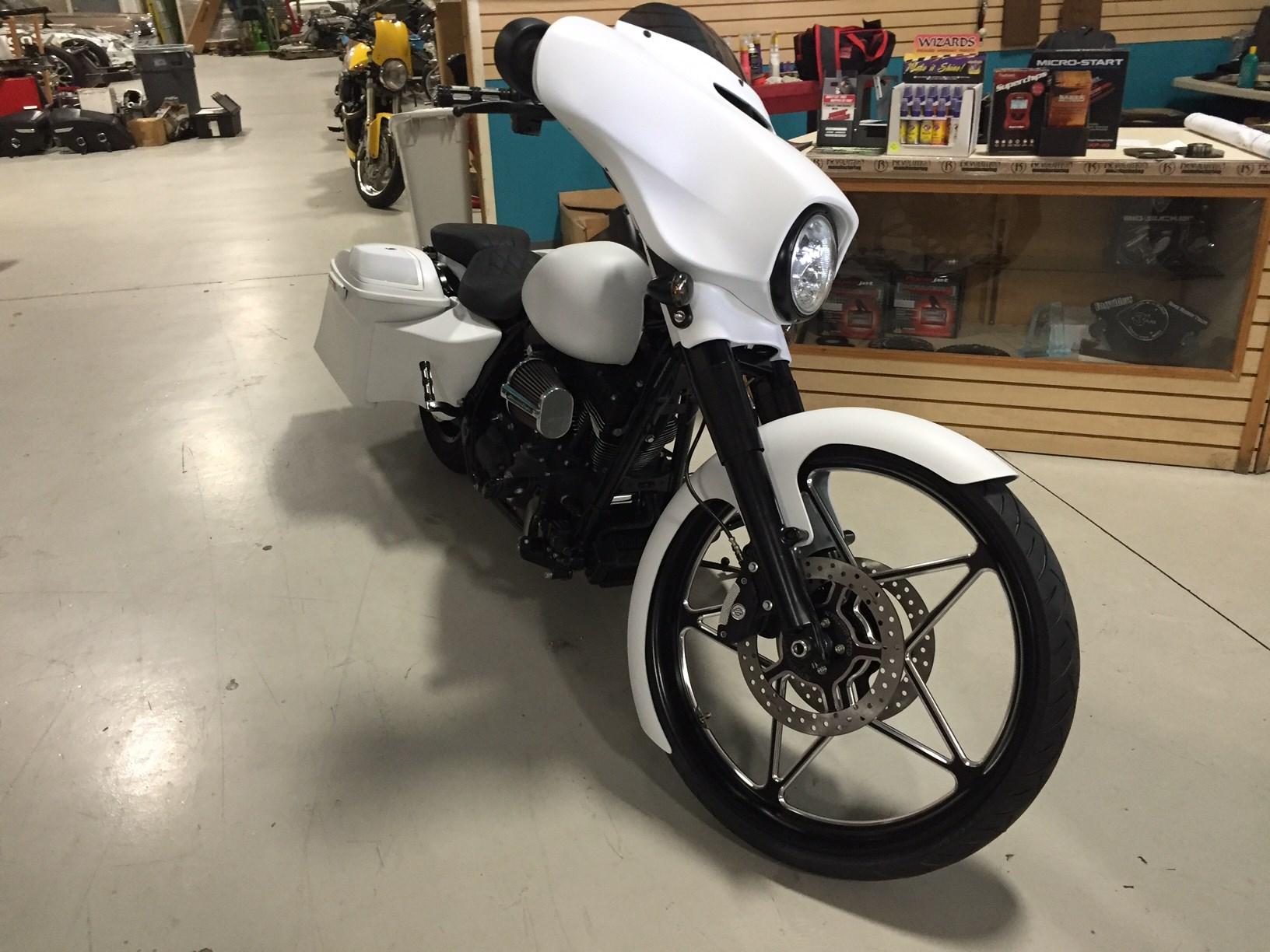 2015 Harley-Davidson® FLHXS Street Glide® Special (Denim ...
