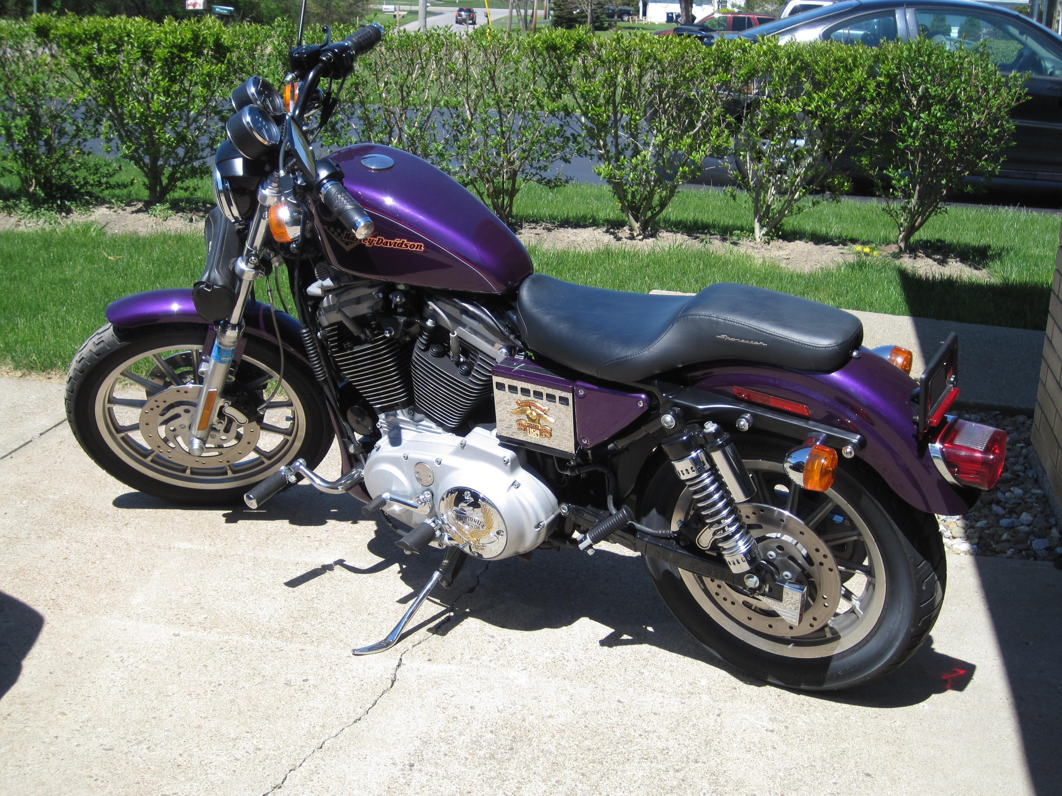 2000 Harley-Davidson® XL1200S Sportster® 1200 Sport (Concord Purple Pearl),  Hamburg, New York (356248) | ChopperExchange